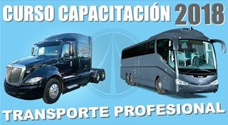 Curso-Capacitación-Profesional-Transporte-2018