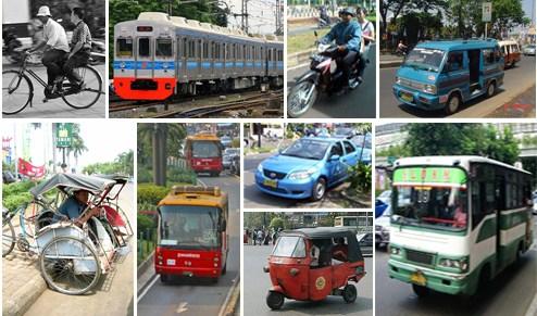 Perbandingan Sarana dan Prasarana Transportasi Masa Lalu dan Masa Kini