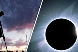 Total Solar Eclipse 2017 live streaming: Saksikan Video Gerhana Matahari Total NASA di sini HARI INI