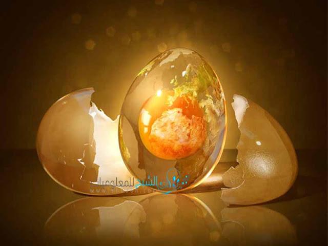 البيضة الزجاجية - الجزء الرابع