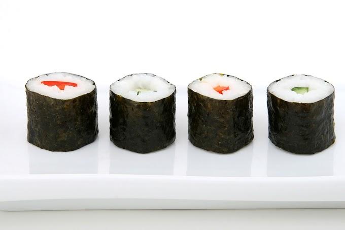 Cursos gratis de hacer sushi