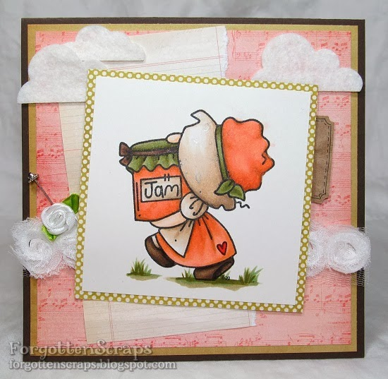 Sunbonnet Strawberry Jam