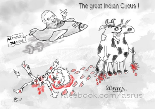 The Great Indian Circus.. !!
