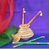 Fevicol Hobby Ideas : DANDIYA DECORATION  By Hobby Ideas