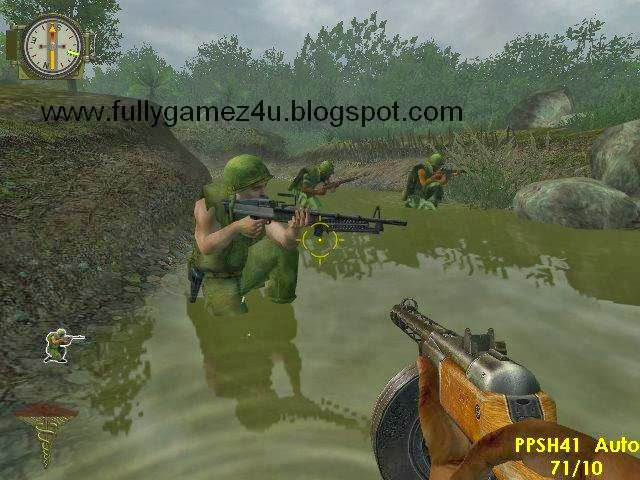 Download Men Of Valor Vietnam Game ~ Azizgames-facebook-login