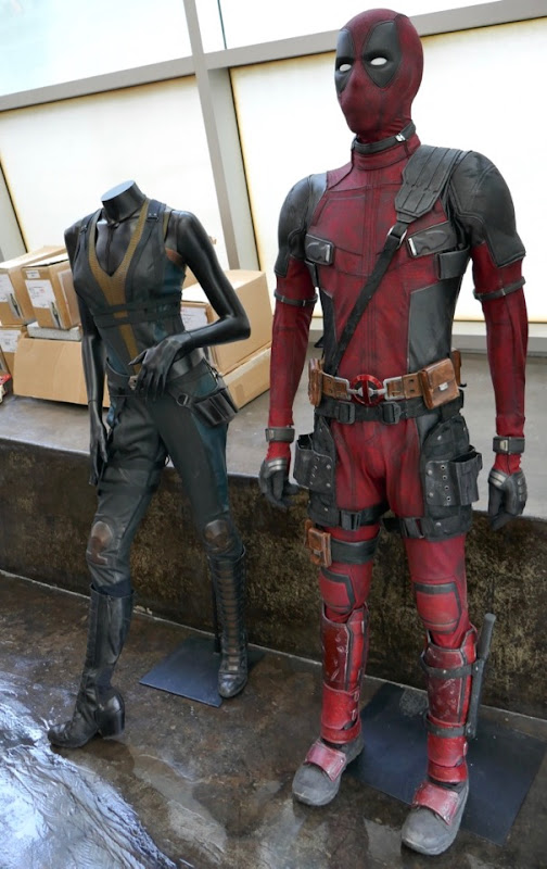 Deadpool 2 movie costumes