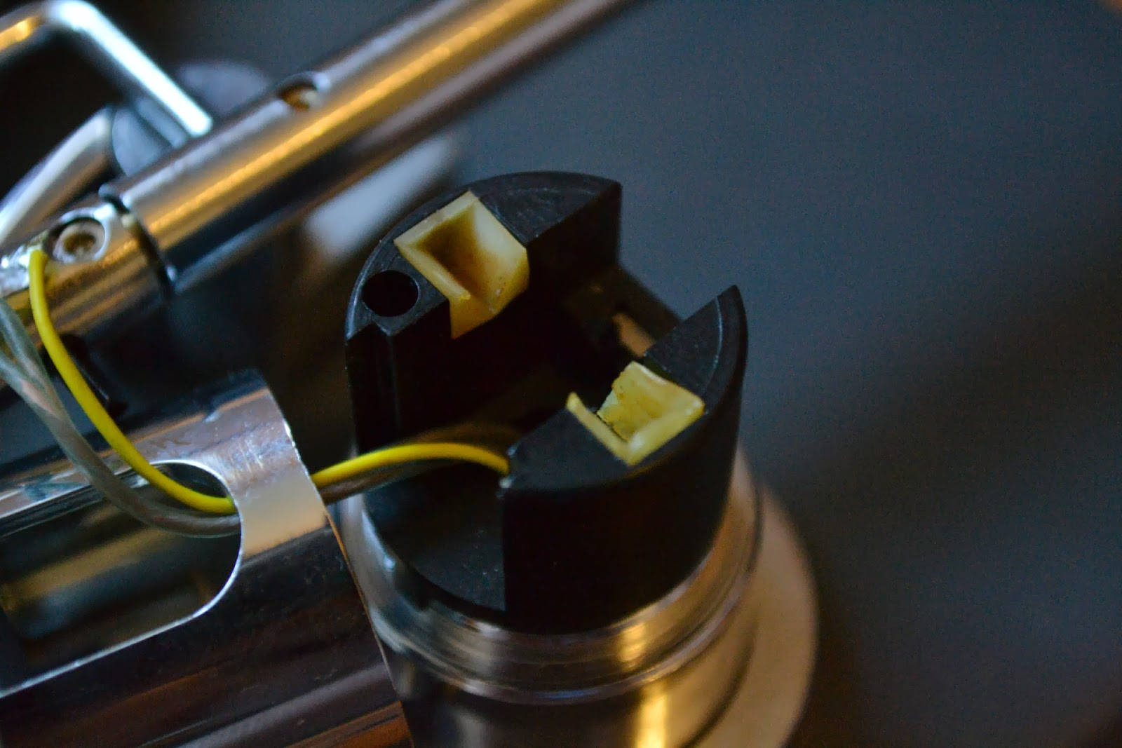 The Vintage HiFi Goldring Lenco GL75 DIY VBlocks