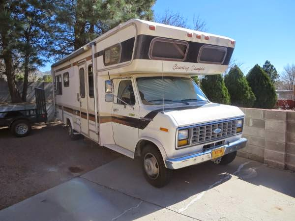 used rvs 1984 ford country camper rv for sale for sale by owner. Black Bedroom Furniture Sets. Home Design Ideas