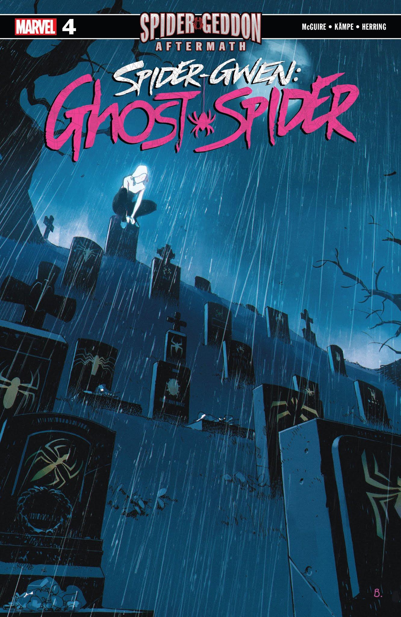 Spider-Gwen: Ghost-Spider 4 Page 1
