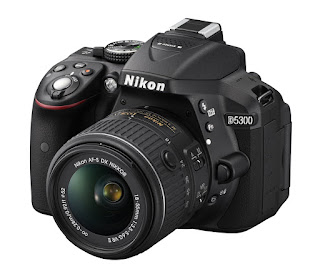 how nikon D5300 camera Geotagging and share all photos