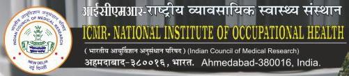 Naukri Vacancy ICMR NIOH Ahmedabad
