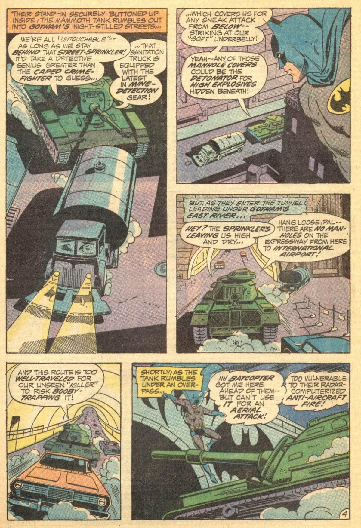 Detective Comics (1937) 423 Page 5