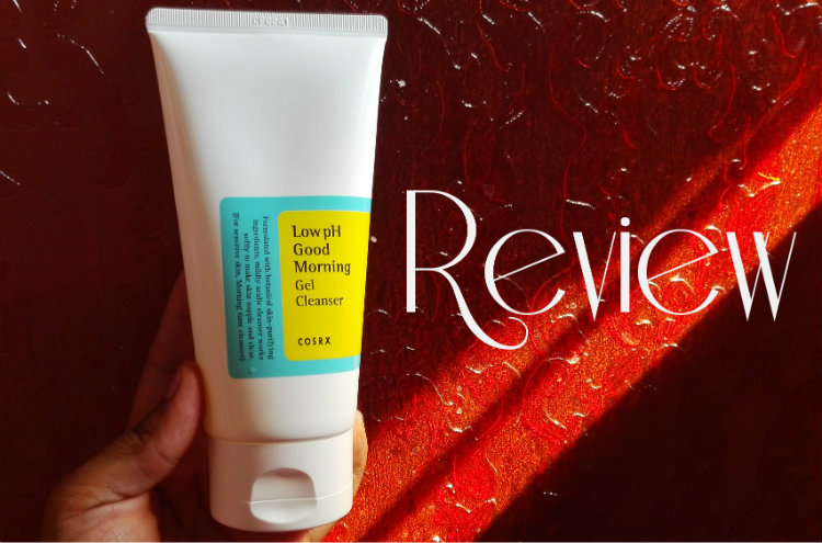 Review: Low pH Good Morning Gel Cleanser, Cosrx.
