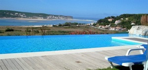 Panoramic heated pool, at Casa do Lago