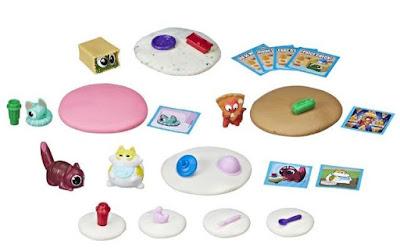 Крошечные игрушки Lost Kitties сезон 1
