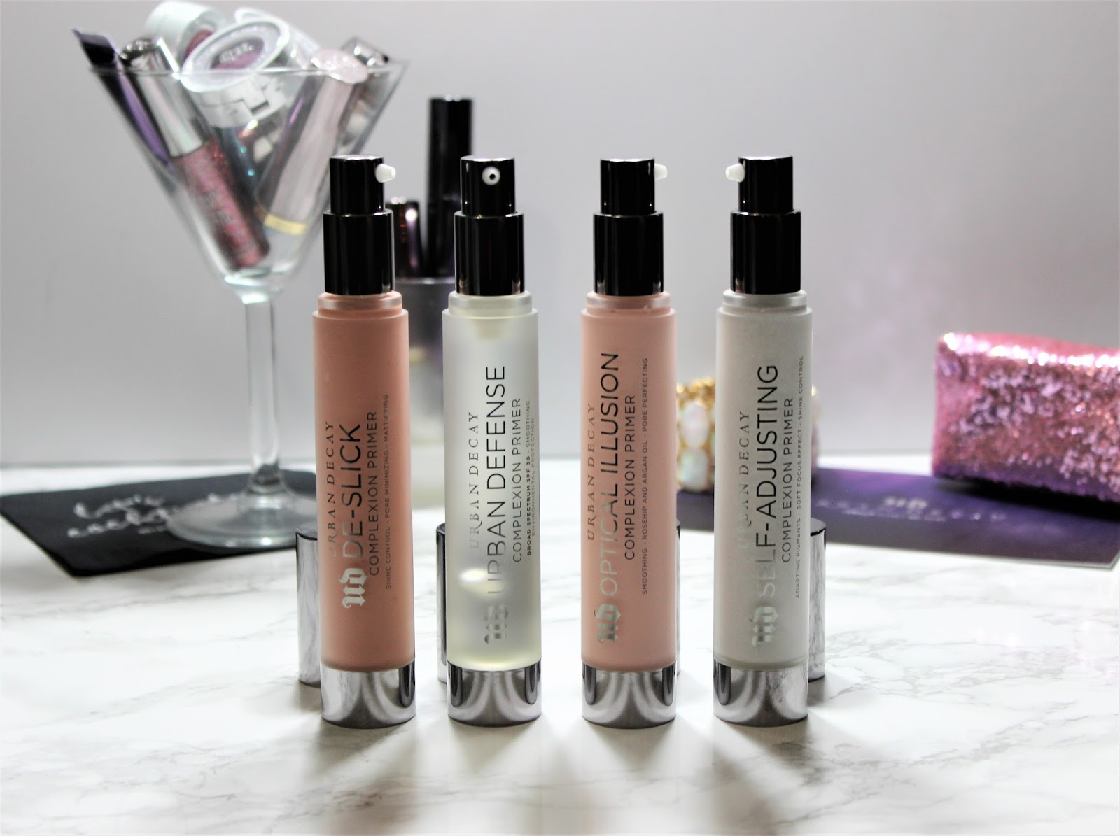 Urban Decay Primer Review