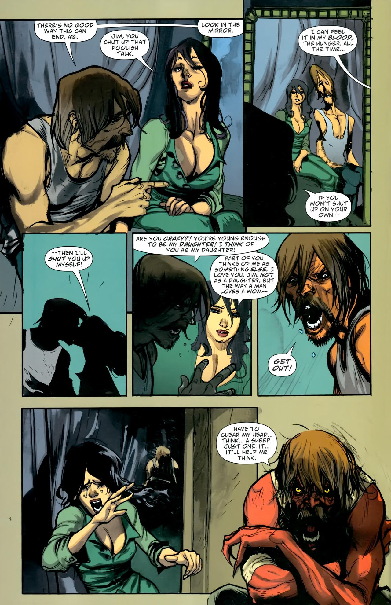 Read online American Vampire comic -  Issue #5 - 23