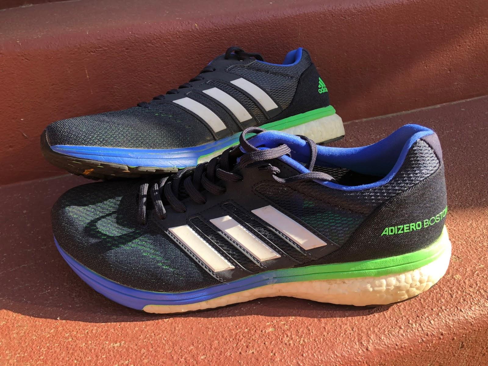 info for a0496 484f9 Adidas Adizero Boston 7 Review