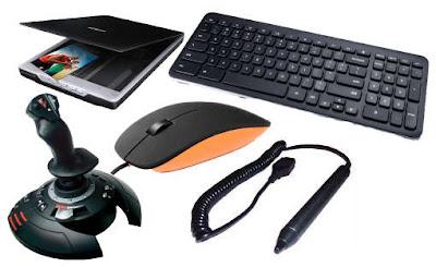 Perangkat Input dan Fungsinya (Input Device)