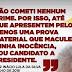 """Reagindo às negativas para soltura, Lula pede provas contra ele e reafirma: """"sou candidato a presidente"""""""