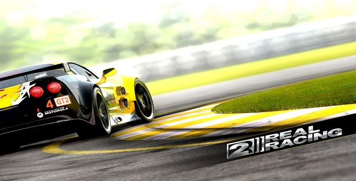 Real Racing 2 Apk Description Overview for Android