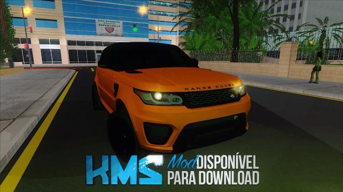 GTA SA - Range Rover Sport SVR