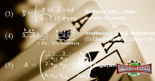 Matemática do poker - Pot Odds + Implied Odds + EV - Poker