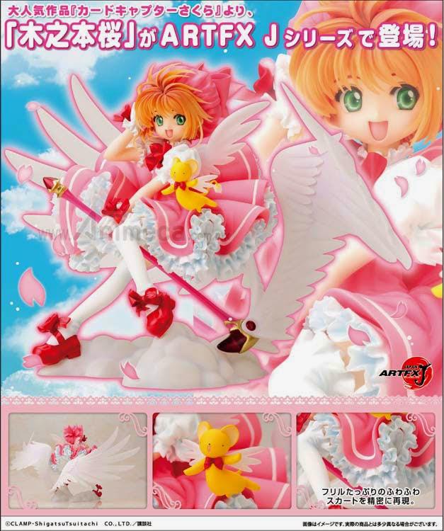 FIGURA SAKURA KINOMOTO ARTFX J Cardcaptor Sakura