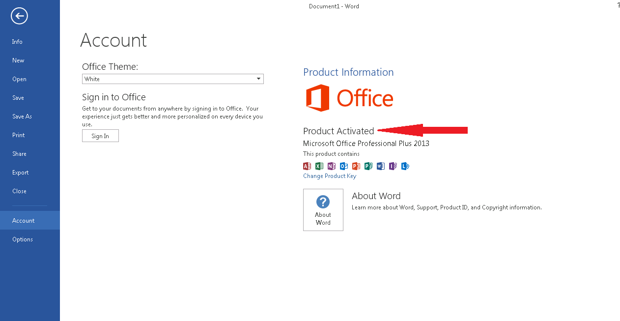 Download Office 2013 Have Key