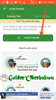 Refer a User to Scooper News App