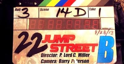 Au început filmările pentru continuarea 22 Jump Street.