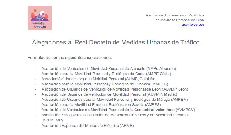 https://www.scribd.com/document/399112716/Alegaciones-al-Real-Decreto-de-Medidas-Urbanas-de-Trafico-DGT