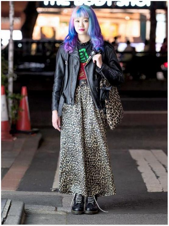 Jom Lihat Fashion Pelik Dan Style Unik Remaja Di Jepun
