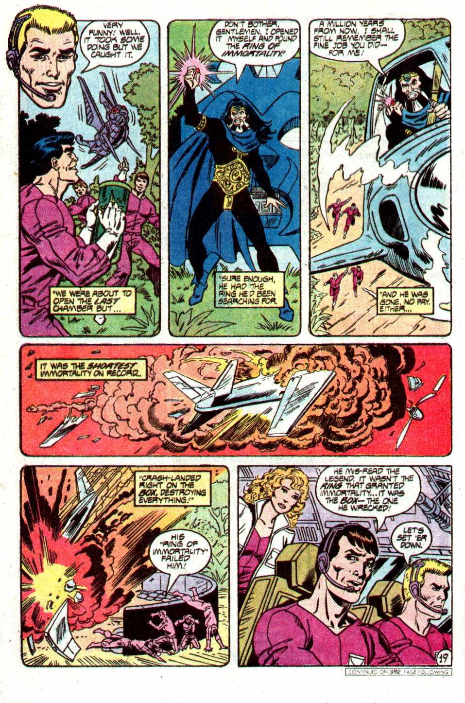 Read online Secret Origins (1986) comic -  Issue #12 - 38