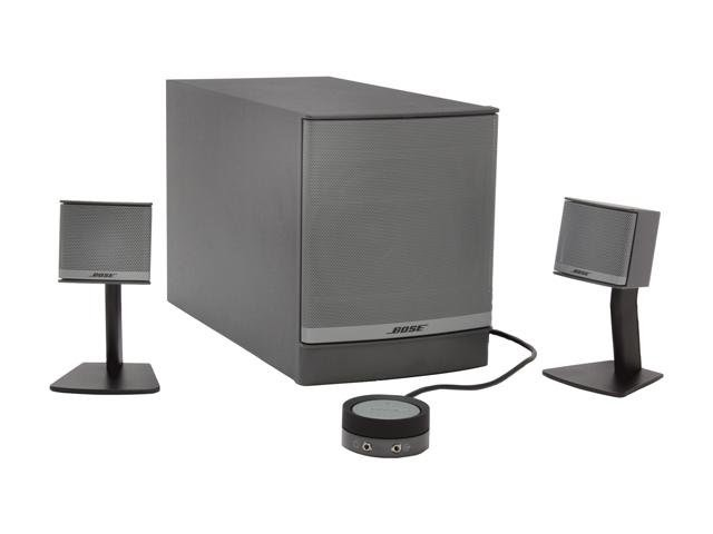 obscureport bose companion 3 series ii speakers review. Black Bedroom Furniture Sets. Home Design Ideas