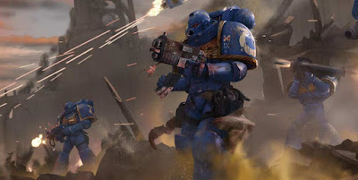 A New Type Of Space Marine Faeit 212 Warhammer 40k News And