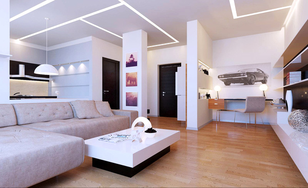 Modern Interior Lighting Ideas