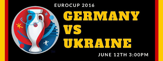 Germany vs Ukraine UEFA Euro 2016 Kick Off Time, Match Preview, Live Stream