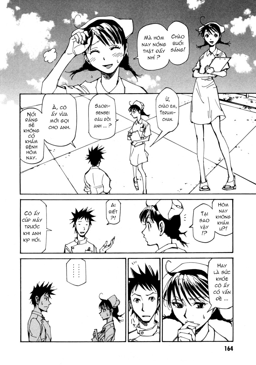 Dageki Joi Saori chap 7 - Trang 7