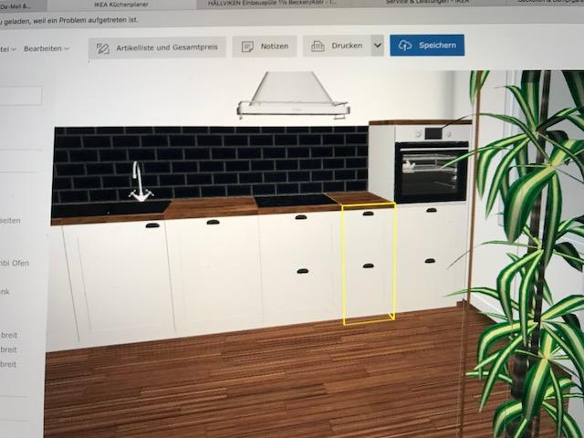 12 von 12 - IKEA Küchenplaner