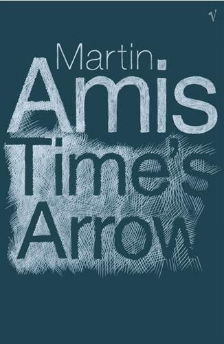 Book cover for Martin Amis's Time's Arrow in the South Manchester, Chorlton, and Didsbury book group