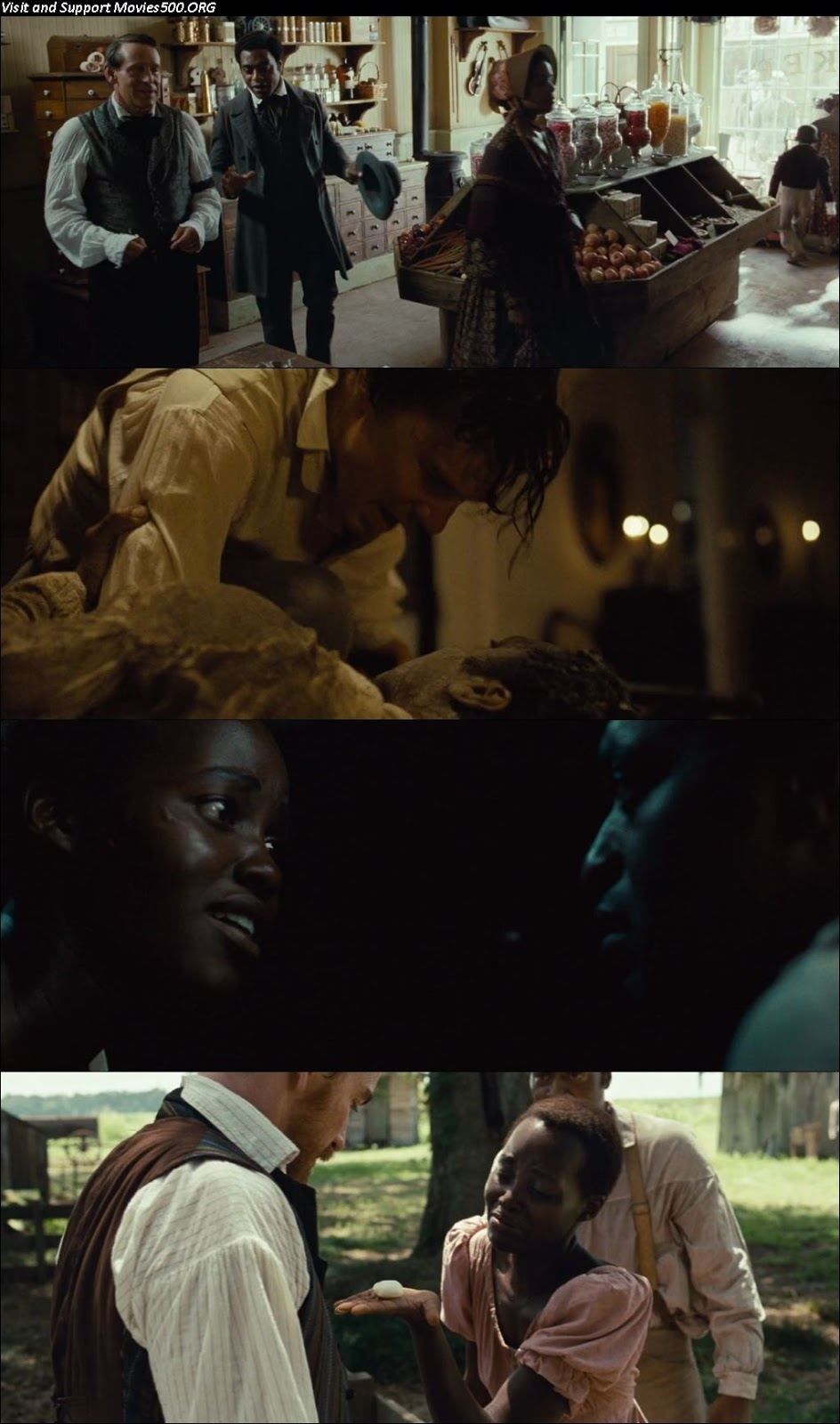 12 Years a Slave 2013 English Movie Download BluRay 720P at movies500.site