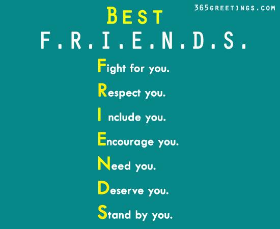 Keeping It Simple (KISBYTO): Best Friends