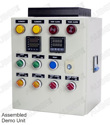 powder coating oven control box kit