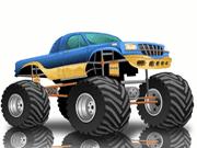 Monster Car Challenge