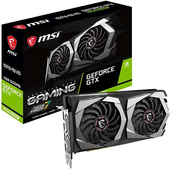 MSI Gaming GeForce GTX 1650