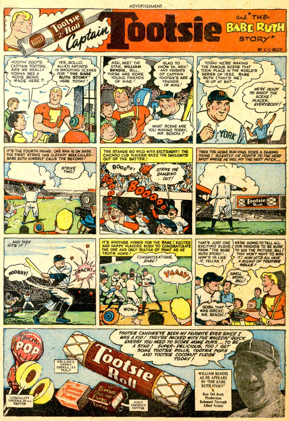 Read online Action Comics (1938) comic -  Issue #126 - 35