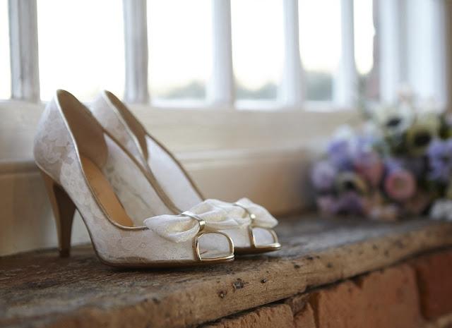 zapatos de novia para boda civil