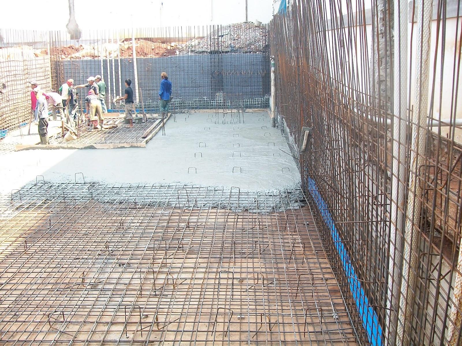Waterstop Pvc Dan Swellable Untuk Sambungan Beton