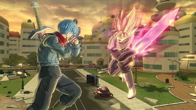 Black Goku llega por fin a Dragon Ball: Xenoverse 2